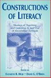 Constructions of Literacy 9780805829495