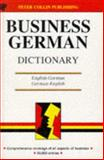 Business German Dictionary 9780948549502