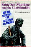 Same-Sex Marriage and the Constitution 9780521009522