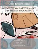 Organization and Governance in Higher Education 6th Edition