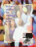 Research Methods for Generalist Social Work 9780534349530