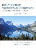 Data Structures and Software Development in an Object Oriented Domain 9780137879533