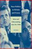 Race Politics in Britain and France 9780521009539