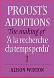 Proust's Additions 9780521739542