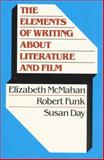 The Elements of Writing about Literature and Film