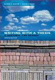 Writing with a Thesis (with 2009 MLA Update Card) 9780495899570