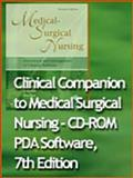 Clinical Companion to Medical Surgical Nursing - CD-ROM PDA Software 9780323049610