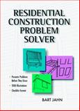 Residential Construction Problem Solver 9780070329621
