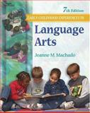 Early Childhood Experiences in Language Arts 9780766849624