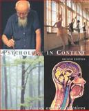 Psychology in Context 2nd Edition
