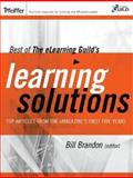 Best of the eLearning Guild's Learning Solutions 9780470239629