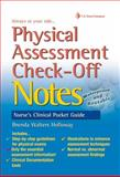 Physical Assessment Check-Off Notes 1st Edition