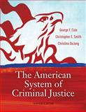 American System of Criminal Justice 13th Edition