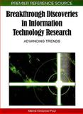 Breakthrough Discoveries in Information Technology Research 9781605669663