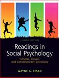 Readings in Social Psychology 8th Edition