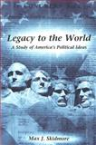 Legacy to the World 9780820439686