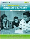Making Mathematics Accessible to English Learners 6-12 9780914409687