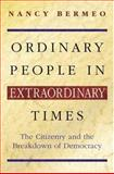 Ordinary People in Extraordinary Times 9780691089690
