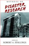 Methods of Disaster Research 9781401079710