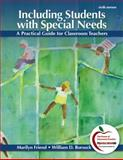 Including Students with Special Needs 6th Edition