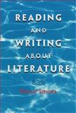 Reading and Writing about Literature 1st Edition