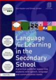 Language for Learning in the Secondary School 9780415619752