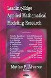 Leading-Edge Applied Mathematical Modeling Research 9781600219771