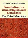 Foundation for Object/Relational Databases 9780201309782