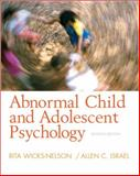 Abnormal Child and Adolescent Psychology 7th Edition