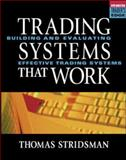 Trading Systems That Work 9780071359801