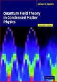 Quantum Field Theory in Condensed Matter Physics 9780521529808