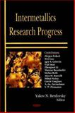 Intermetallics Research Progress 9781600219825