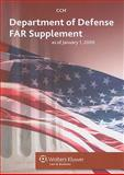 Department of Defense Far Supplement (Dfars) As of January 1 2009 9780808019831