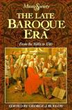 The Late Baroque 9780135299838
