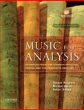 Music for Analysis 7th Edition