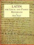 Latin for Local and Family Historians 9780850339840