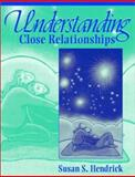 Understanding Close Relationships 1st Edition