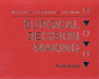 Surgical Decision Making 9780721679853
