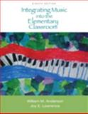 Integrating Music into the Elementary Classroom (with Resource Center Printed Access Card) 9780495569855