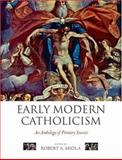 Early Modern Catholicism 9780199259861