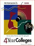 Four-Year Colleges 1999 9781560799870