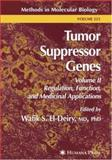 Tumor Suppressor Genes 9780896039872