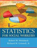 Statistics for Social Workers 9780205739875