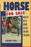 Horse for Sale 9780876059890