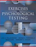 Exercises in Psychological Testing 9780205609895