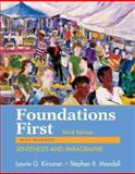 Foundations First with Readings 3rd Edition