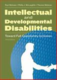 Intellectual and Developmental Disabilities 3rd Edition