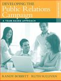 Developing the Public Relations Campaign 2nd Edition