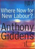 Where Now for New Labour? 9780745629919