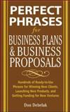 Business Proposals and Business Plans 9780071459945